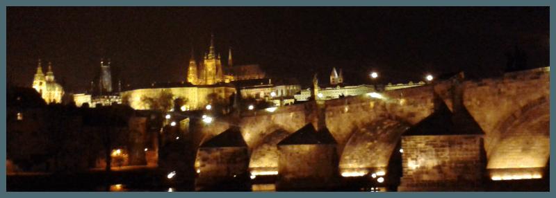 [Travel] Prag: Die goldene Stadt