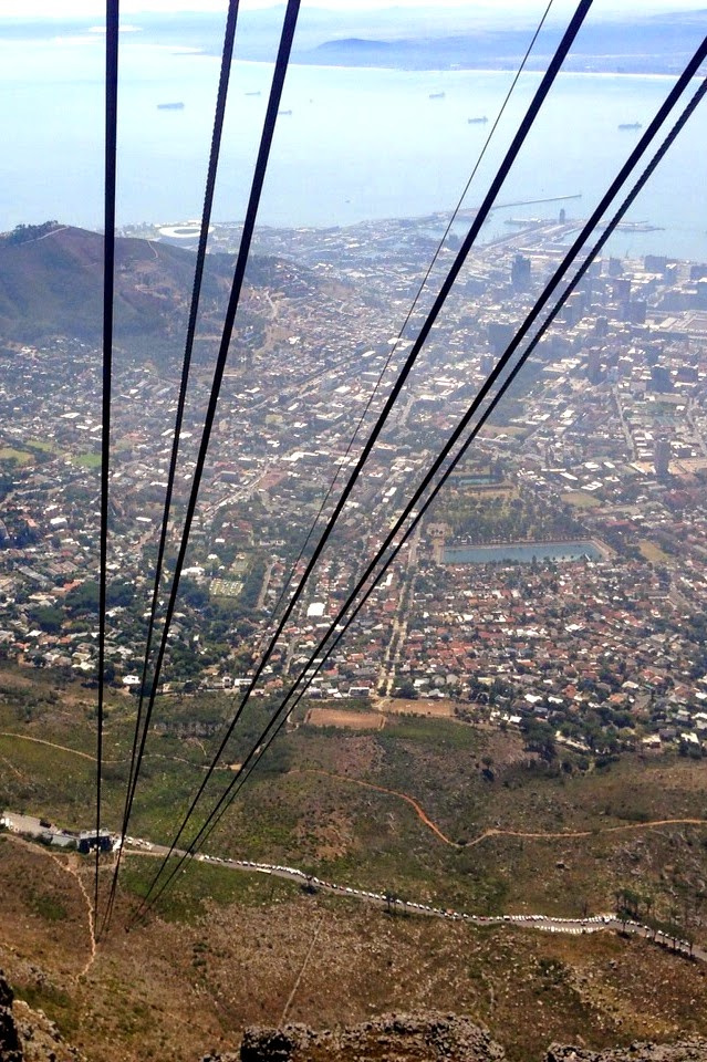 Cape Town – Tafelberggedanken