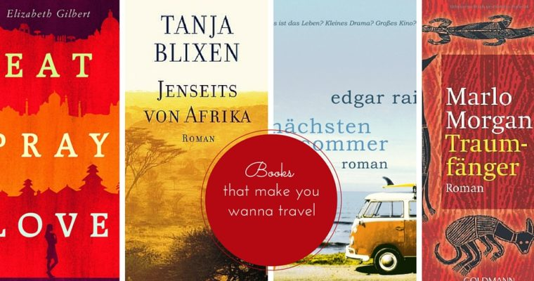 [:de]Books that make you wanna travel[:en][Travel] Books that make you wanna travel[:]