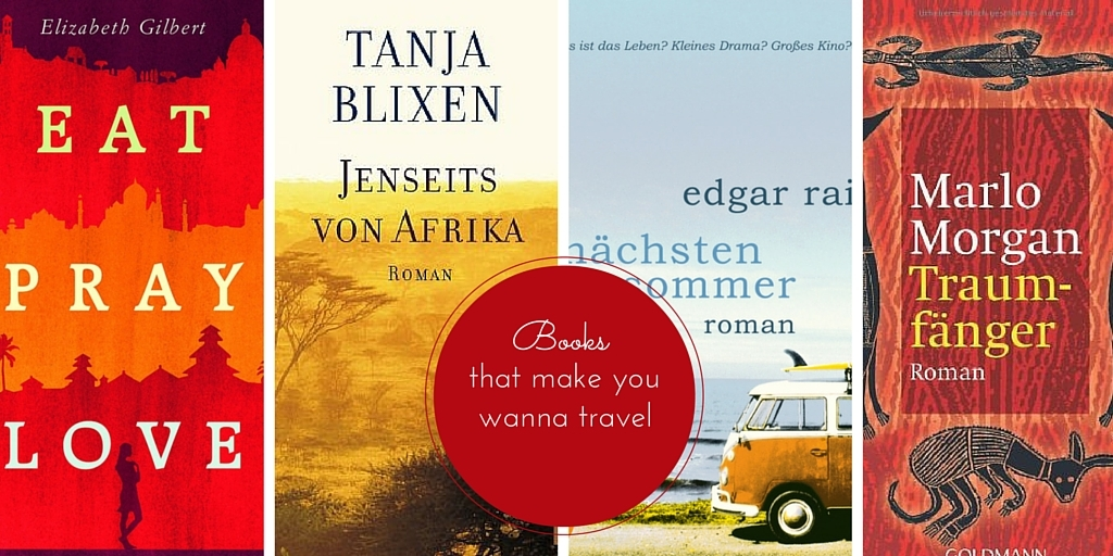 Books that make you wanna travel