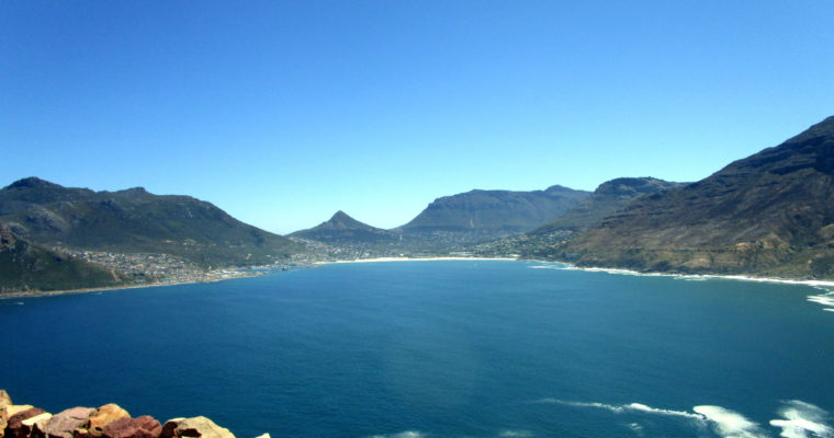 Travel Stories — Cycling up Chapman's Peak