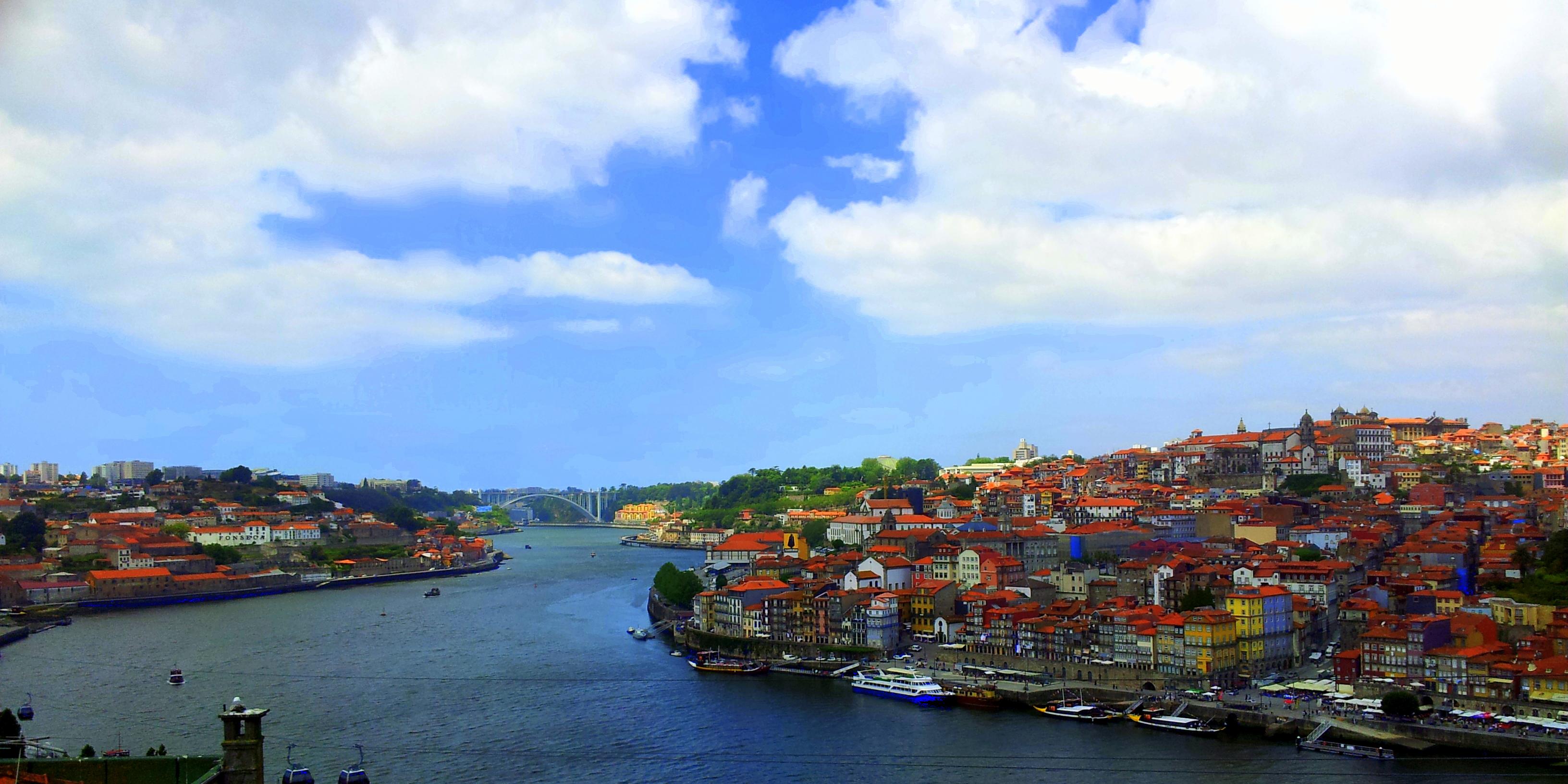 [Travel] Porto – Portwein und Sonnenschein