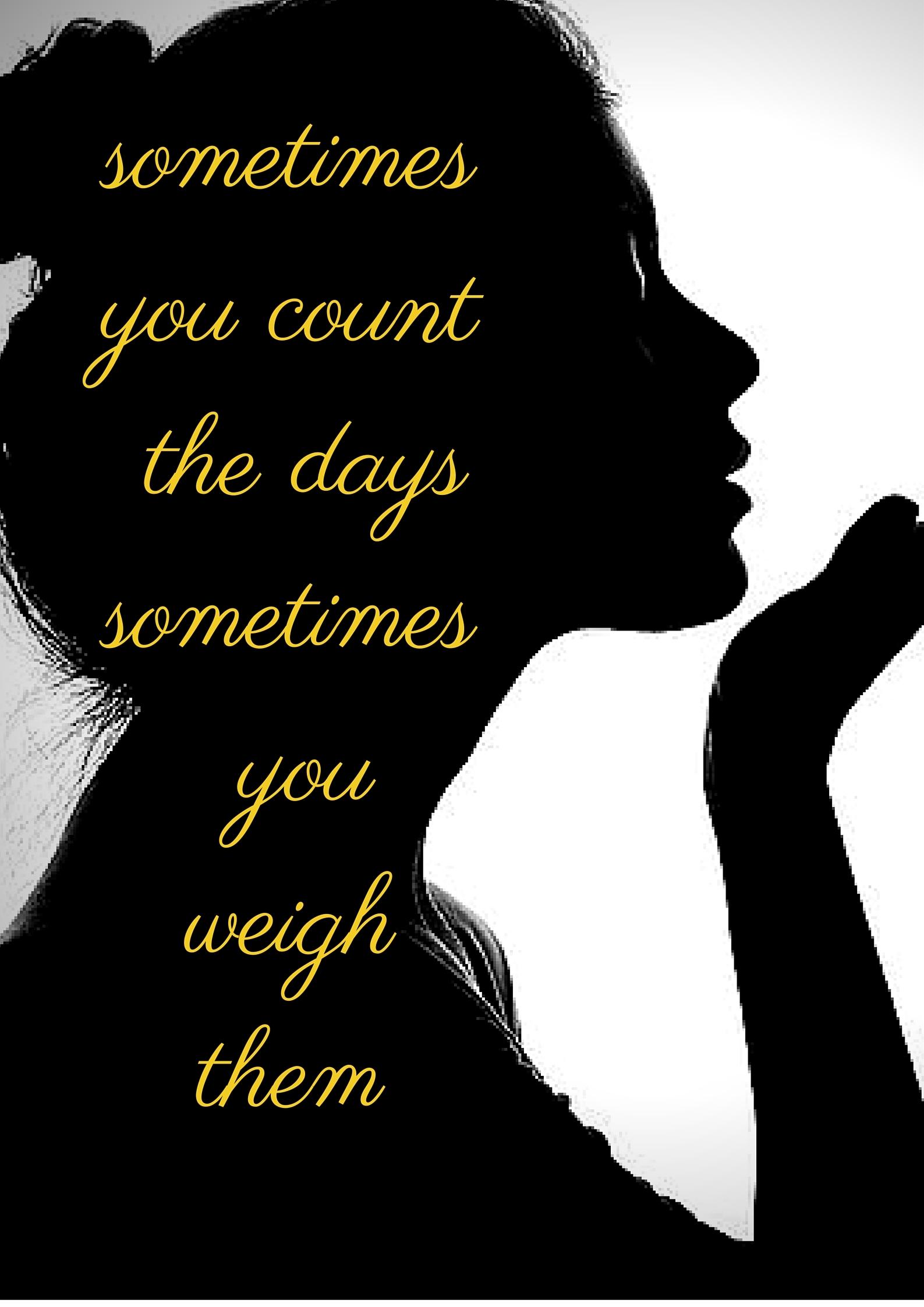 [:en][Das Wort zum Sonntag] Gib deinem Leben Gewicht[:de]Das Wort zum Sonntag — Gib deinem Leben Gewicht[:]