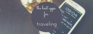 best apps for traveling