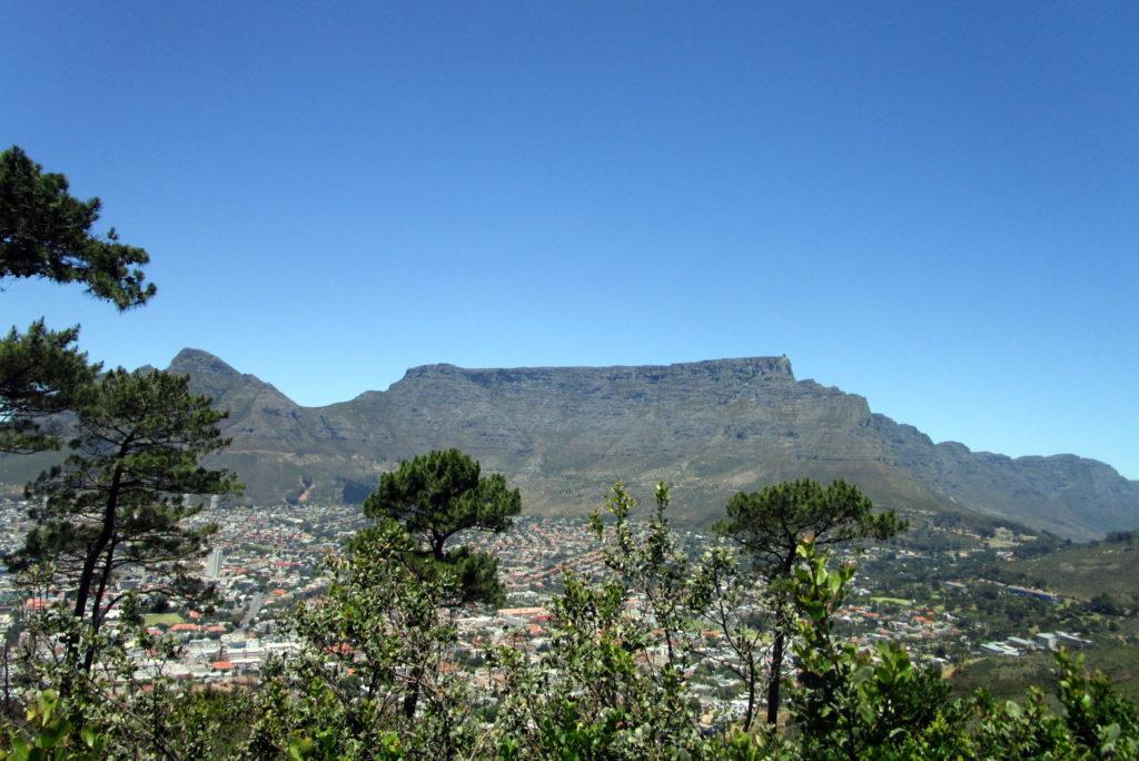 Tafelberg Kapstadt