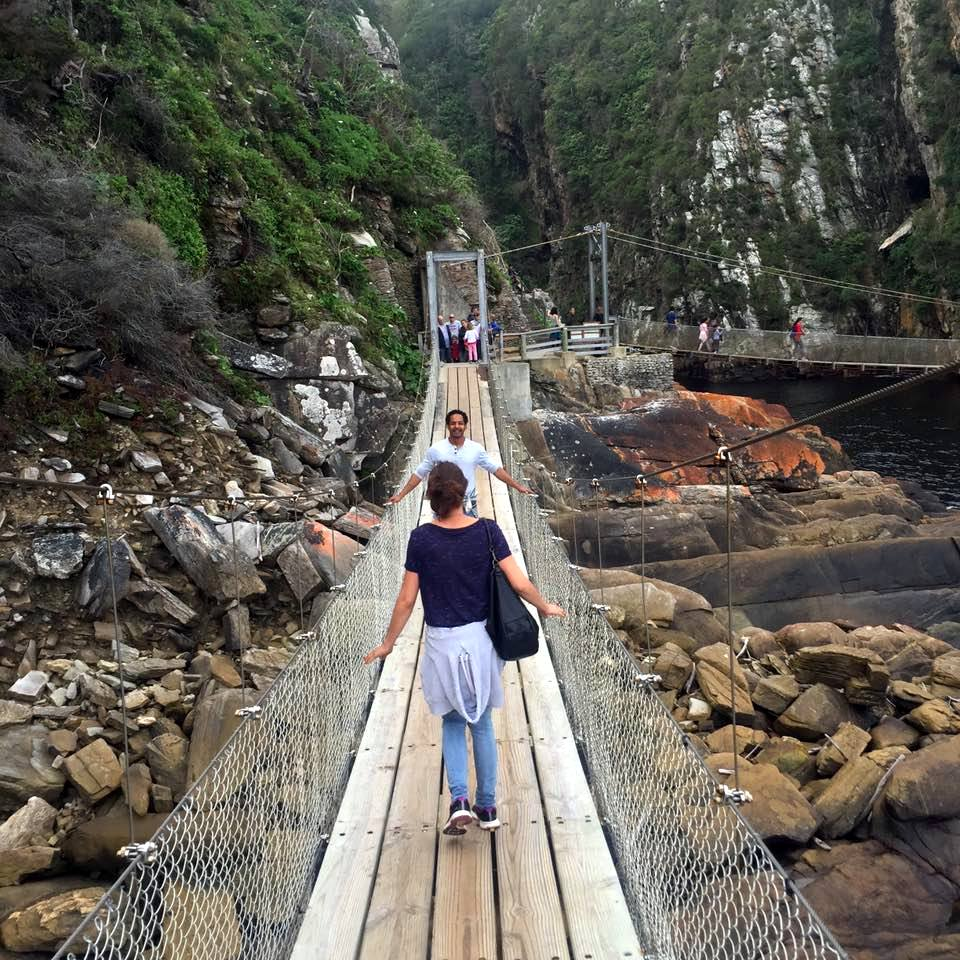 Tsitsikamma National Park Suspension Bridge