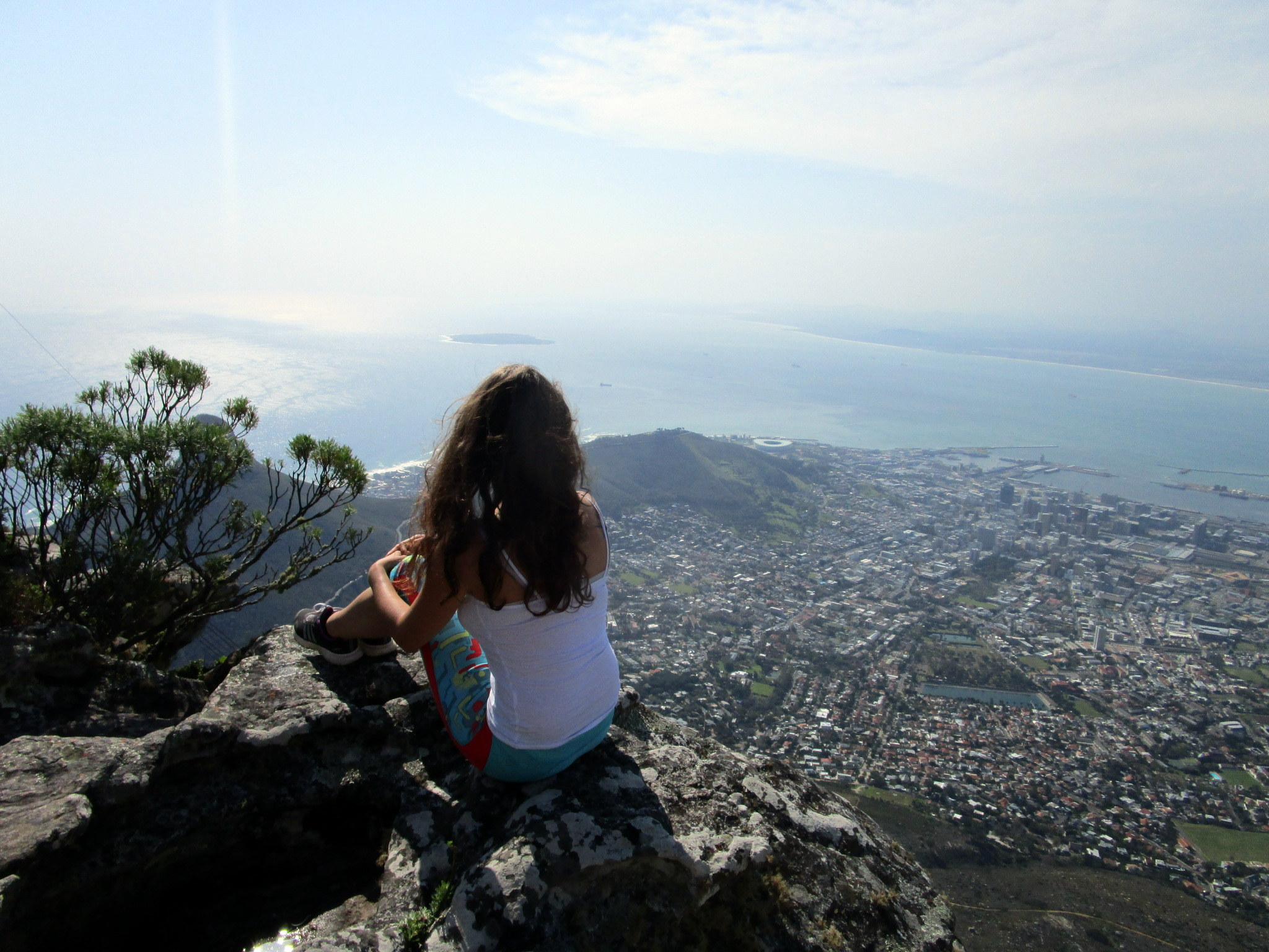 Kapstadt-Kolumne #4 — Vom Ankommen