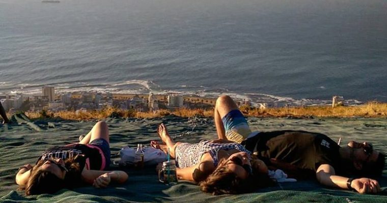 Kapstadt-Kolumne #8 — Diese Touristen …
