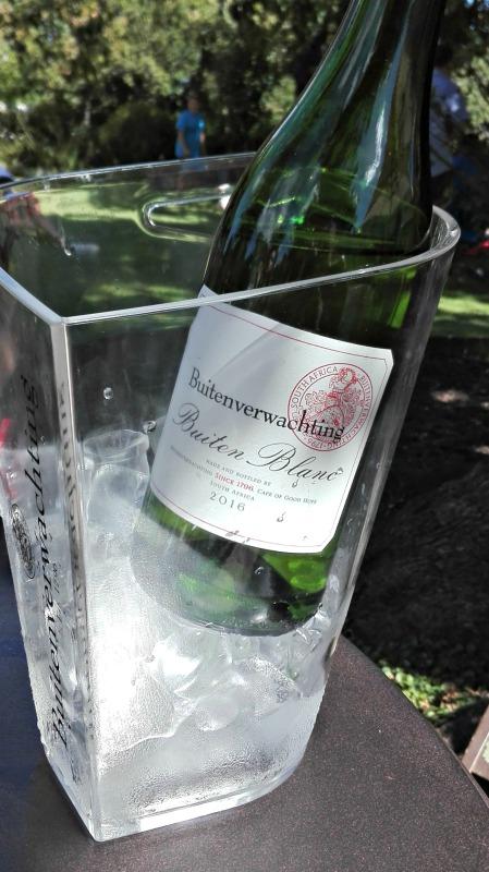 Wine Tasting @ Buitenverwachting