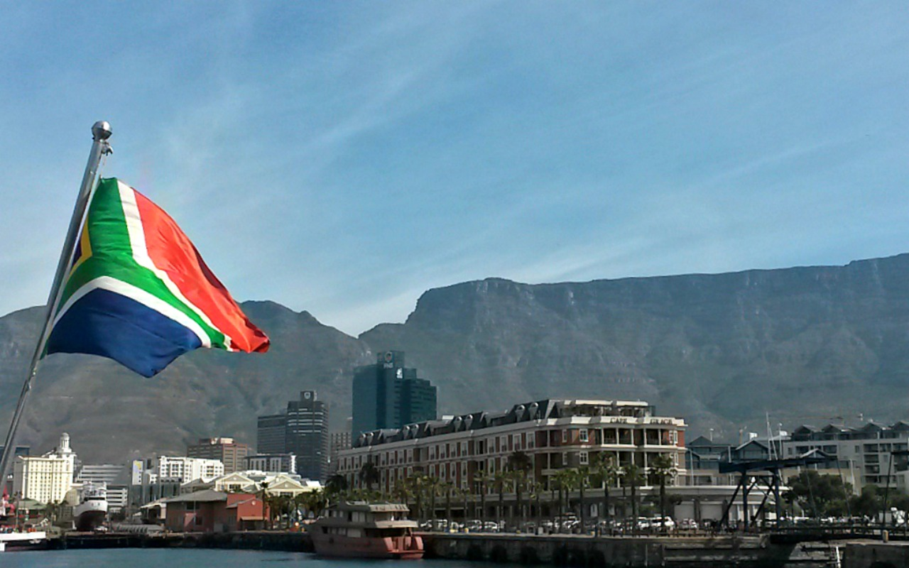 Südafrika White Privilege