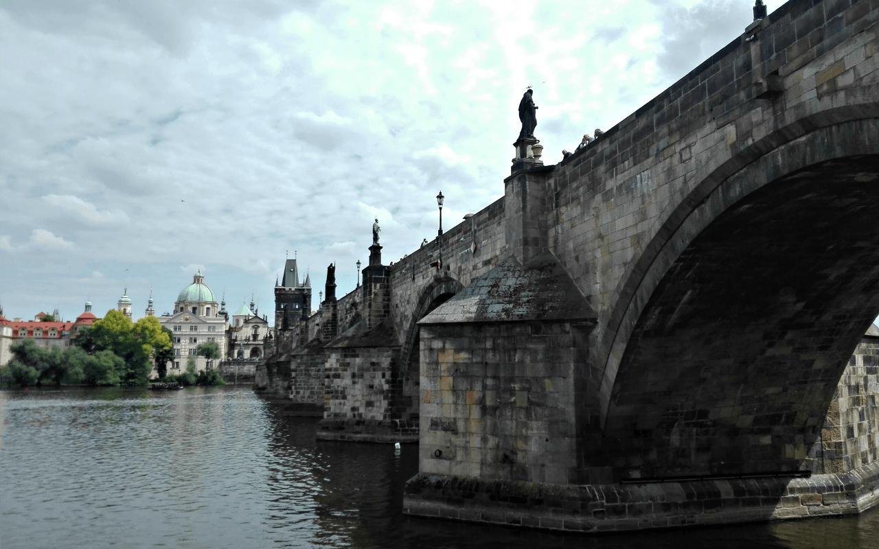 Karlsbrücke_Prag
