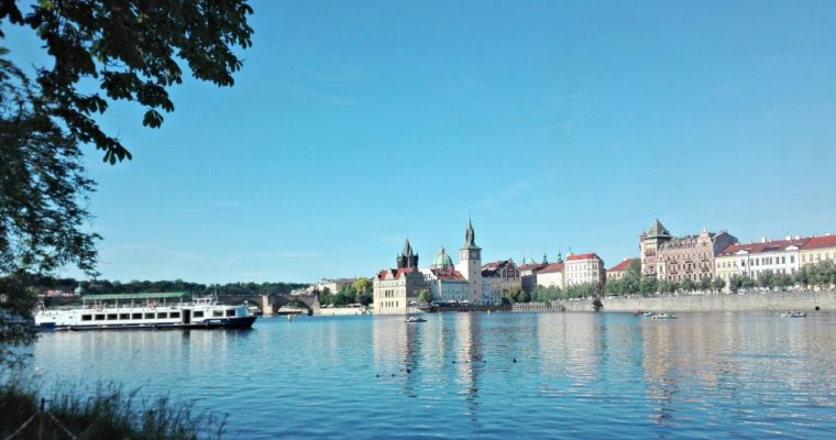 The Prague Diaries #1 — Meanwhile in Prague