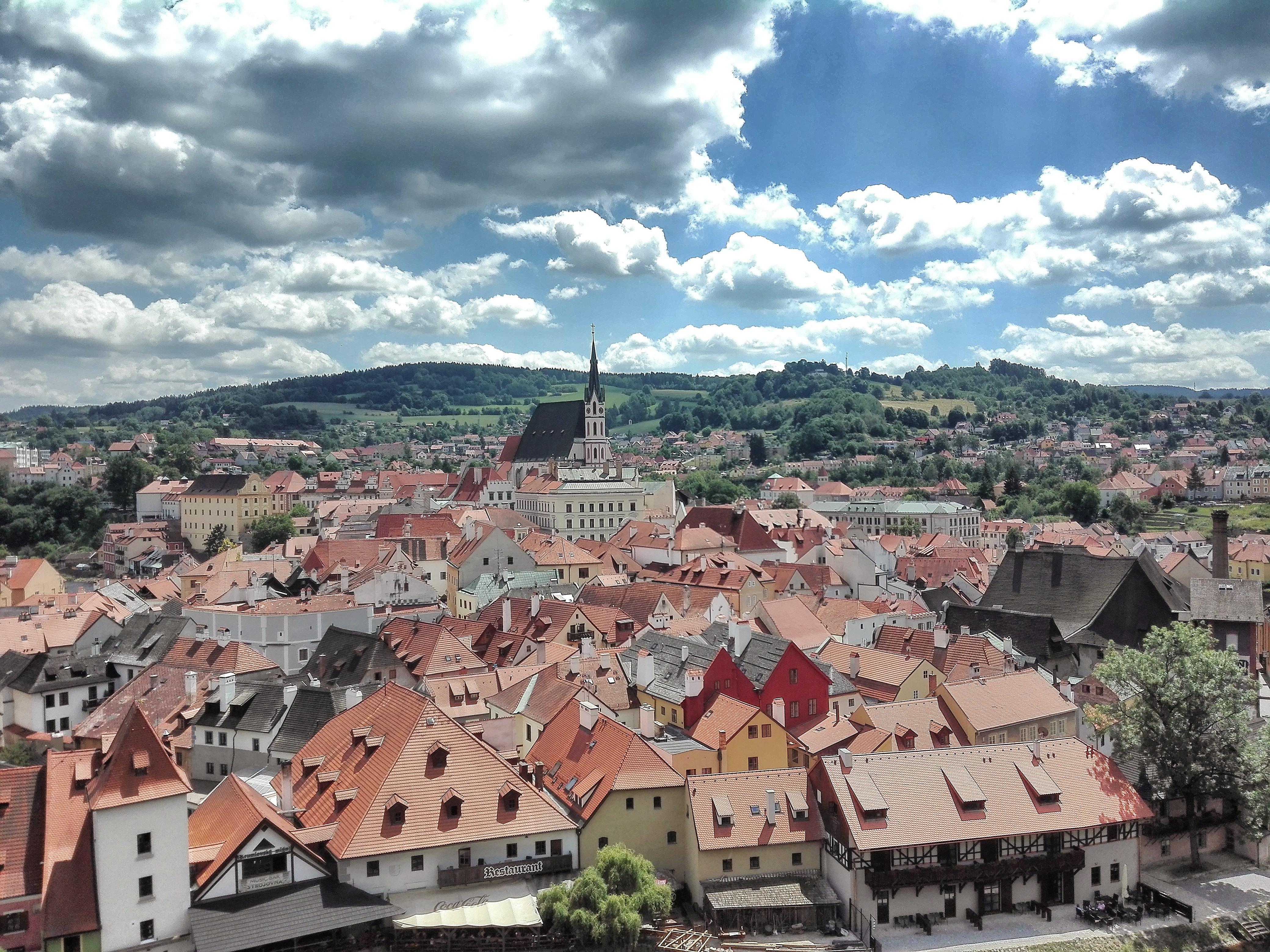 Ein Tag im Märchenland: Český Krumlov für Anfänger