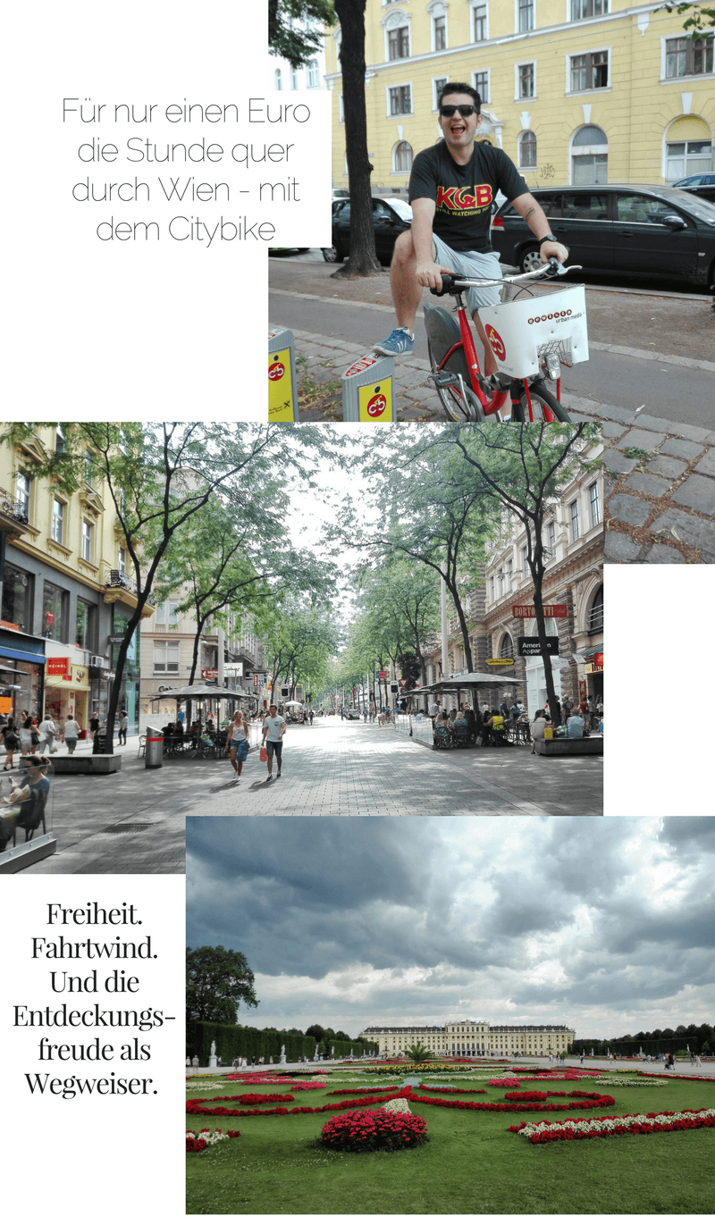 Wien Citybike