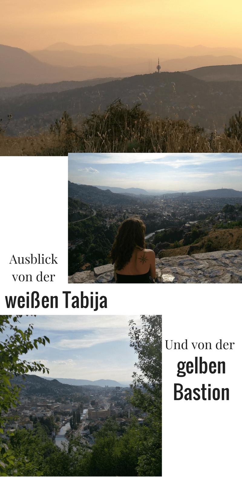 Städtereise_Sarajevo_Ausblick