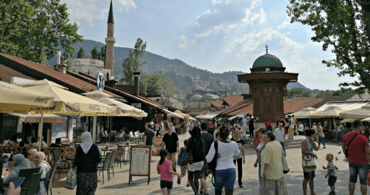(Deutsch) Welcome to Sarajevo – Ein ganz besonderer Städtetrip