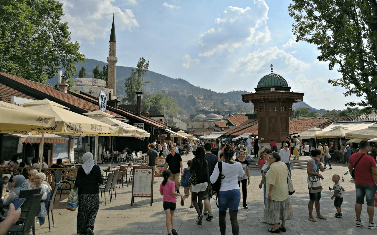 Städtereise_Sarajevo_Sebilj