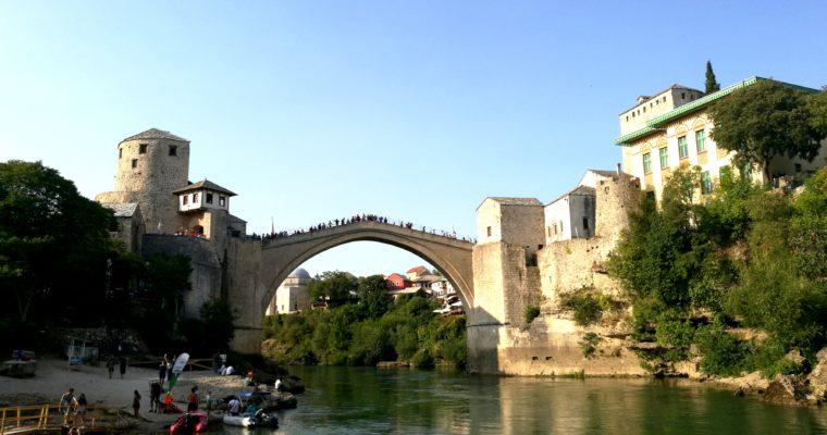 Eine Städtereise nach Mostar oder: Warum die Stadt dich nicht mehr loslassen wird