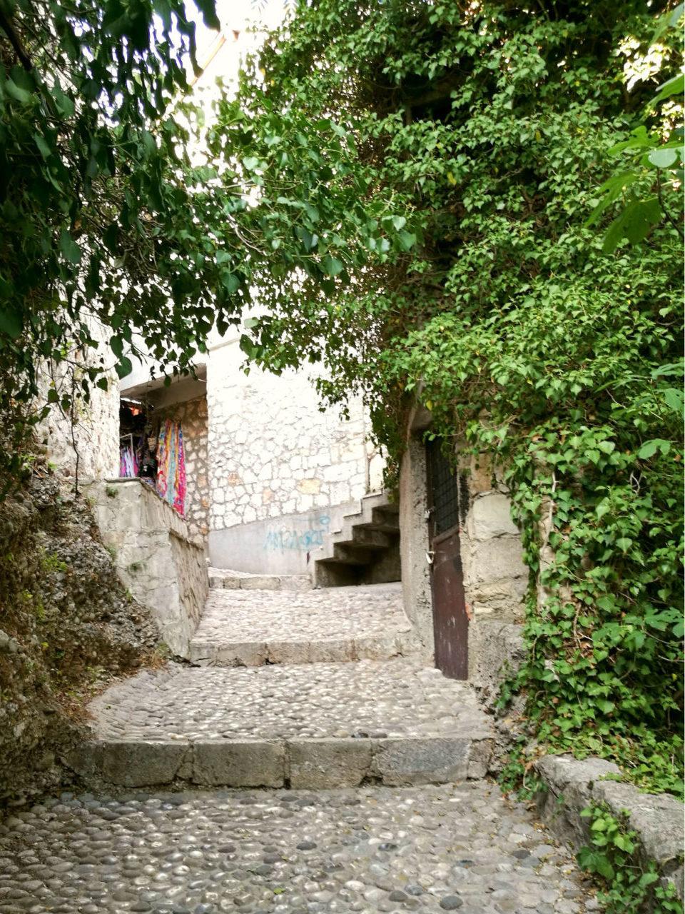 Mostar Little Mostar_Städtereise_Kurztrip_Gässchen