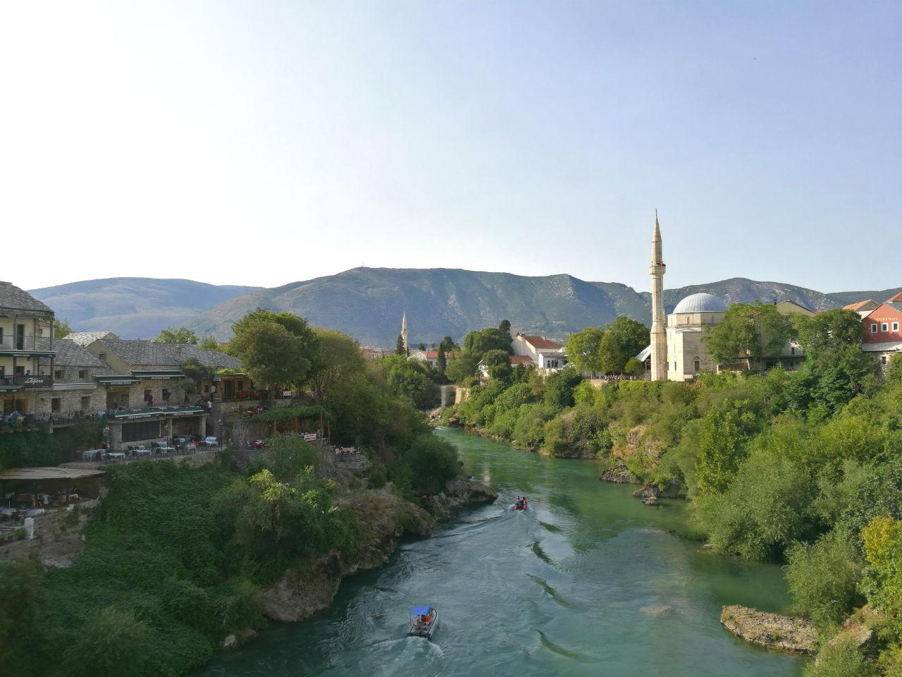 Mostar_Städtereise_Kurztrip_Ausblick