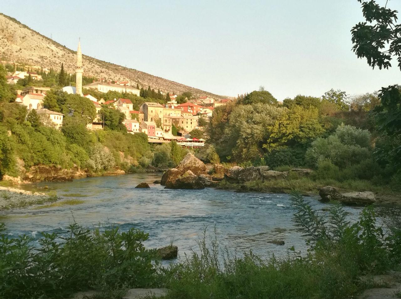 Mostar Little Mostar_Städtereise_Kurztrip_Neretva