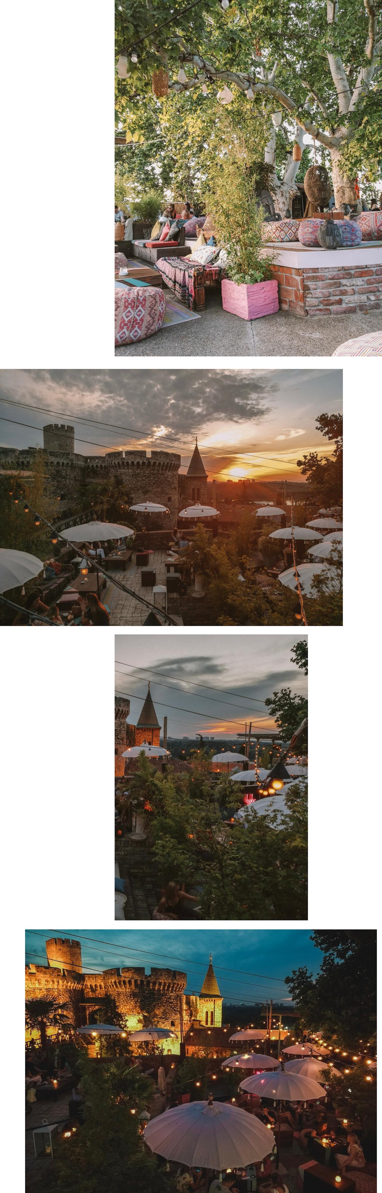 Wochenendtrip-Belgrad-Sonnenuntergang