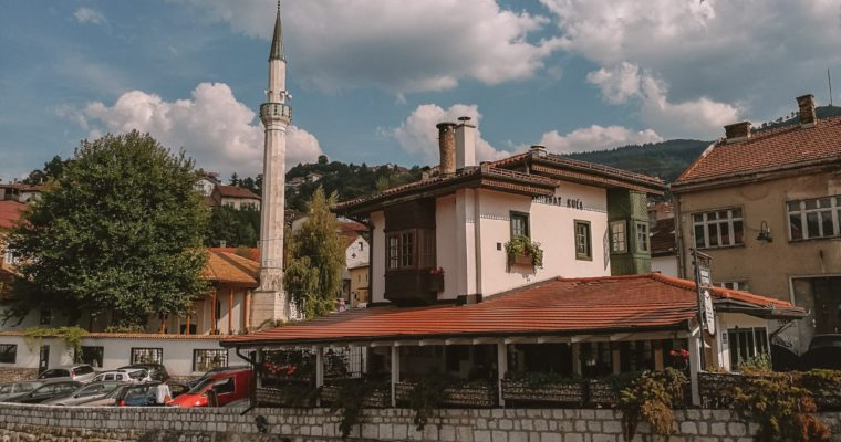 Restaurants-Sarajevo-Reise