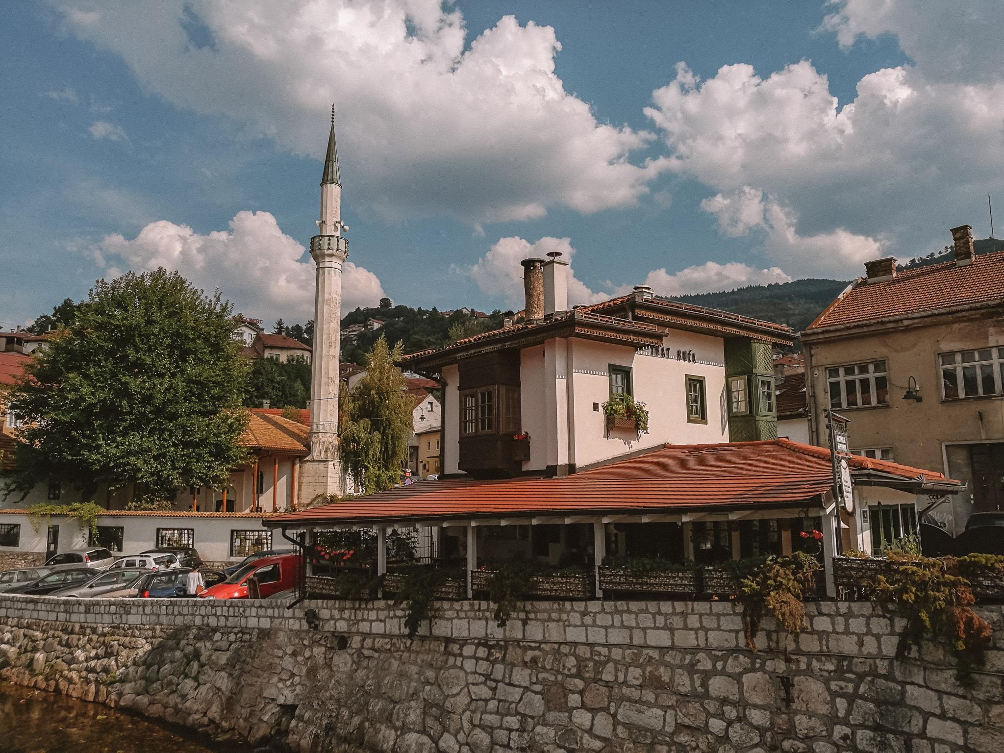 Meine Lieblinge: Die besten Restaurants in Sarajevo