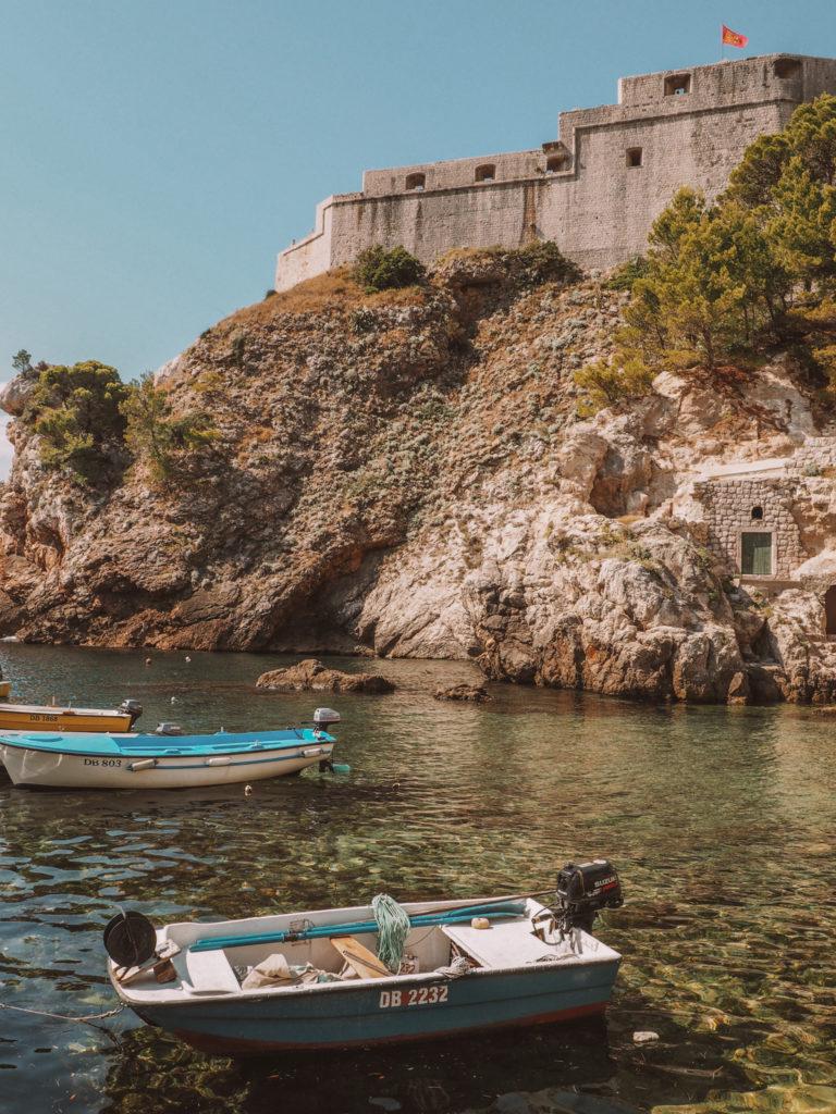 Bucht in Dubrovnik
